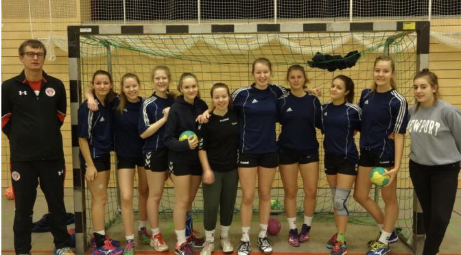 Immer auf dem Laufenden: Blog unserer erfolgreichen CvO-Handballerinnen