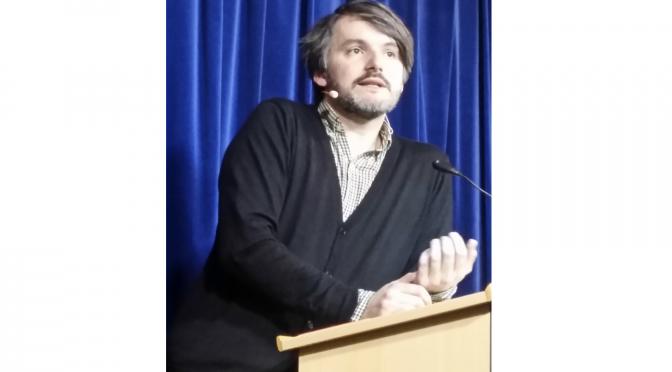Ein literarisches Fest – Saša Stanišić am CvO
