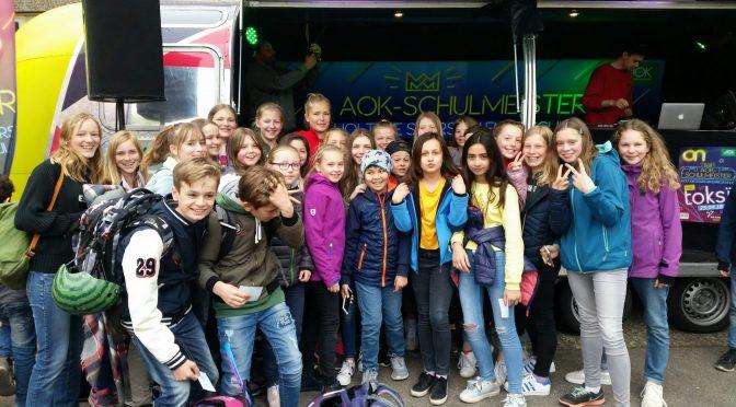 CvO holt Landespokal bei der AOK-Schulmeister-Tour
