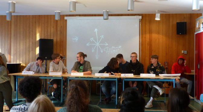 Hamburger Menetekel – CvO nimmt an Projekt des Deutschen Schauspielhauses teil